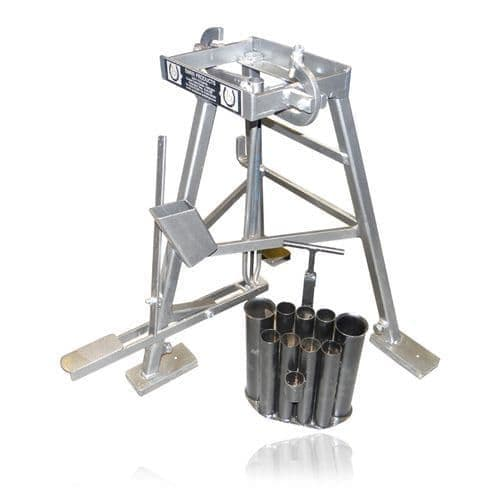 Swan anvil deluxe stand & accessories